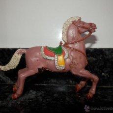 Figuras de Goma y PVC: ANTIGUO CABALLO DE PVC AÑOS 60 LAFREDO. Lote 52669576