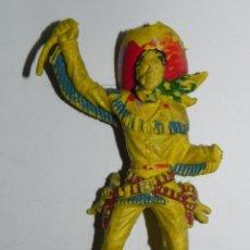 Figuras de Goma y PVC: VAQUERO DE LAFREDO DE PLASTICO GRANDE, TAL COMO SE VE EN LAS FOTOGRAFIAS PUESTAS.. Lote 52673728