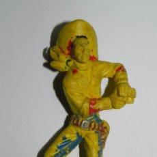 Figuras de Goma y PVC: VAQUERO DE LAFREDO DE PLASTICO GRANDE, TAL COMO SE VE EN LAS FOTOGRAFIAS PUESTAS.. Lote 52673739