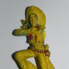 Figuras de Goma y PVC: VAQUERO DE LAFREDO DE PLASTICO GRANDE, TAL COMO SE VE EN LAS FOTOGRAFIAS PUESTAS.. Lote 52673758