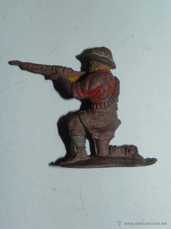 Figuras de Goma y PVC: EXPLORADOR EN GOMA DE LAFREDO, TAL COMO SE VE EN LAS FOTOGRAFIAS PUESTAS. - Foto 2 - 52706461