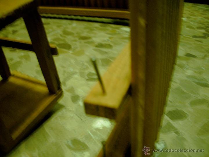 Figuras de Goma y PVC: FUERTE DEL OESTE EN MADERA NO ESTA COMPLETO REAMSA - Foto 6 - 52759875