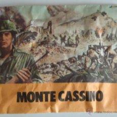 Figuras de Goma y PVC: SOBRE TIPO MONTAPLEX MONTE CASSINO. AÑOS 70.--N. Lote 52766256
