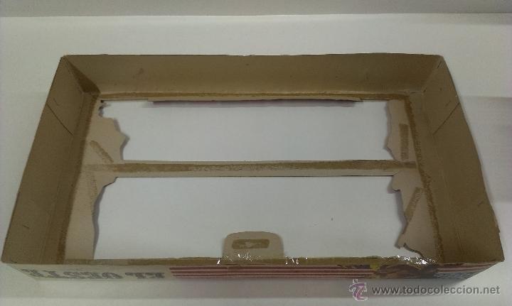 Figuras de Goma y PVC: RUTAS DE OESTE . FEDERALES . COMANSI REF 29 . CAJA ORIGINAL - Foto 17 - 52779853
