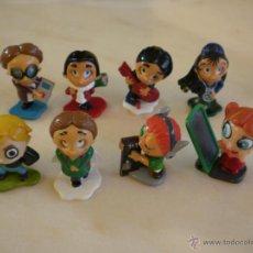 Figuras Kinder: FIGURAS KINDER. Lote 52804506