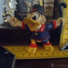 Figuras de Goma y PVC: MUÑECO GOMA PVC FIGURA - ANTIGUO - BULLY WALT DISNEY 1988 PATO DONALDS. Lote 52879149