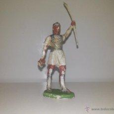 Figuras de Goma y PVC: 918- SOLDADO,INDIO,VAQUERO,OTROS AÑOS 50-60? REF 125. Lote 52931884