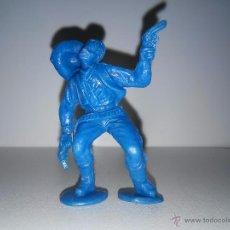 Figuras de Goma y PVC: 918- SOLDADO,INDIO,VAQUERO,OTROS AÑOS 50-60?214. Lote 52964766