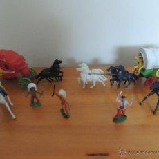 Figuras de Goma y PVC: LOTE DE SOTORRES. Lote 52968653