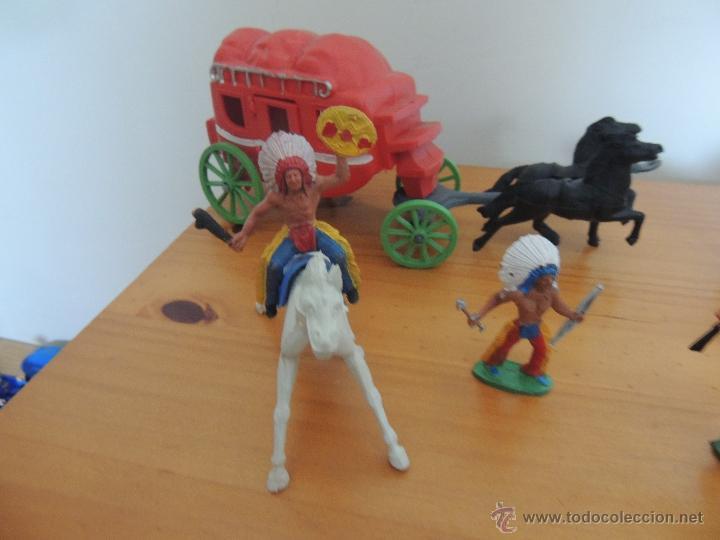 Figuras de Goma y PVC: LOTE DE SOTORRES - Foto 2 - 52968653