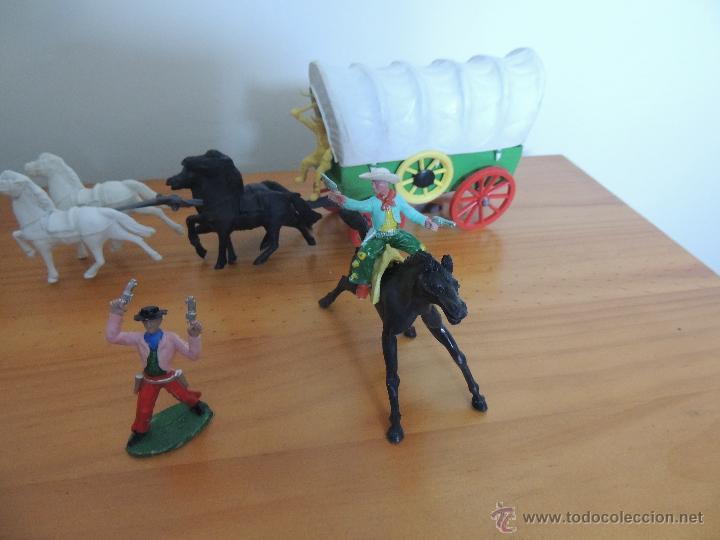 Figuras de Goma y PVC: LOTE DE SOTORRES - Foto 3 - 52968653