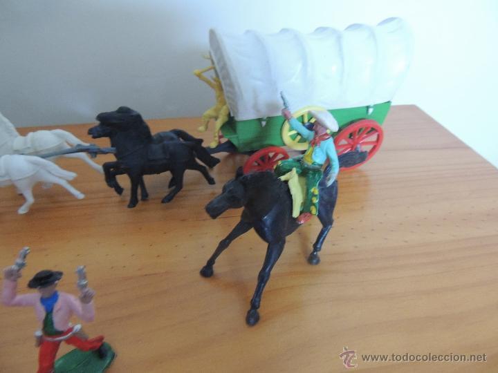 Figuras de Goma y PVC: LOTE DE SOTORRES - Foto 4 - 52968653