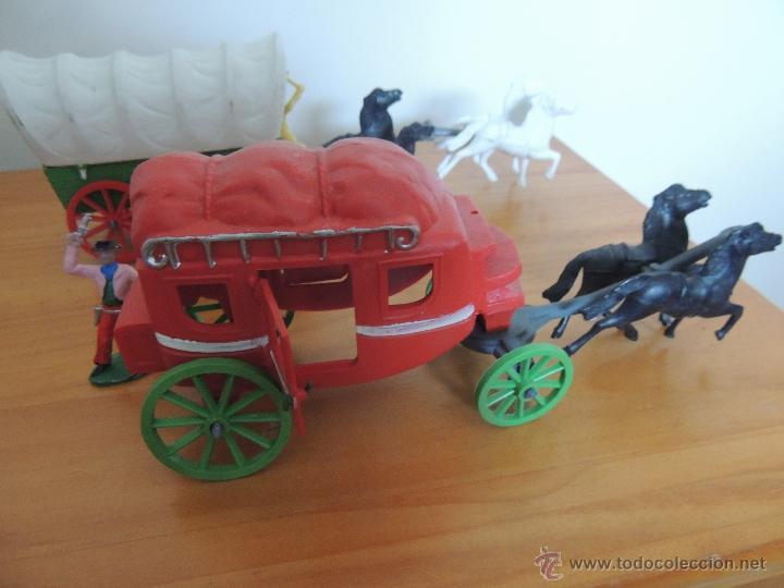 Figuras de Goma y PVC: LOTE DE SOTORRES - Foto 5 - 52968653