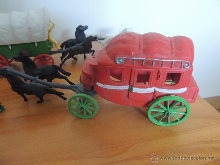 Figuras de Goma y PVC: LOTE DE SOTORRES - Foto 6 - 52968653