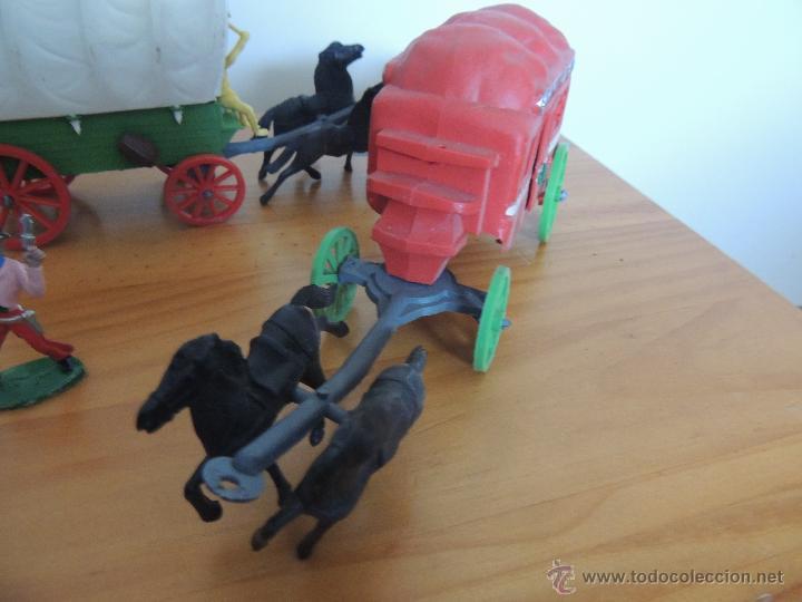 Figuras de Goma y PVC: LOTE DE SOTORRES - Foto 7 - 52968653