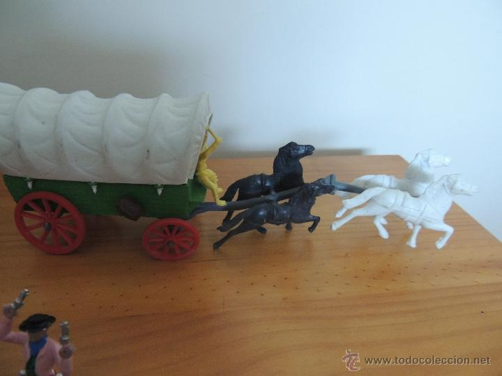 Figuras de Goma y PVC: LOTE DE SOTORRES - Foto 8 - 52968653