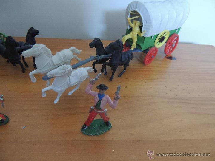 Figuras de Goma y PVC: LOTE DE SOTORRES - Foto 11 - 52968653
