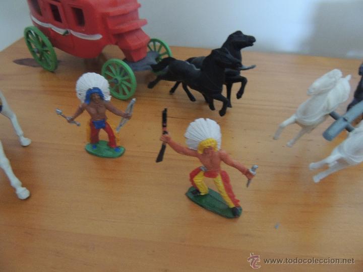 Figuras de Goma y PVC: LOTE DE SOTORRES - Foto 12 - 52968653
