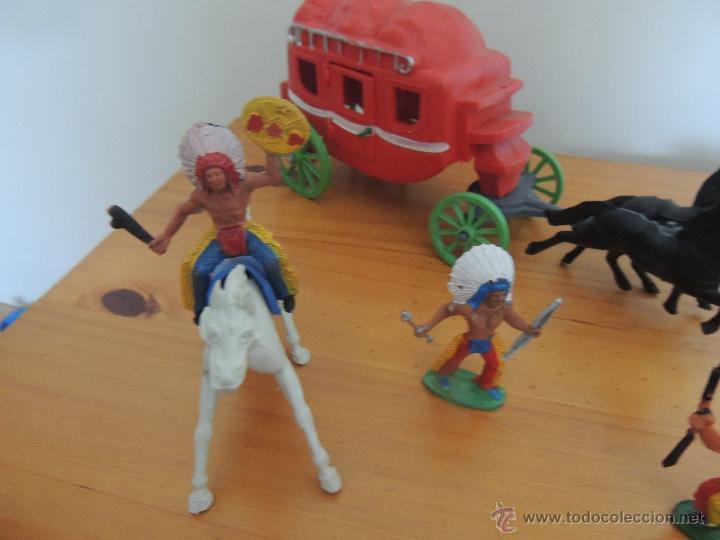 Figuras de Goma y PVC: LOTE DE SOTORRES - Foto 13 - 52968653