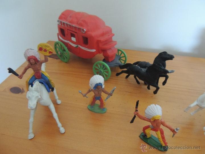 Figuras de Goma y PVC: LOTE DE SOTORRES - Foto 14 - 52968653