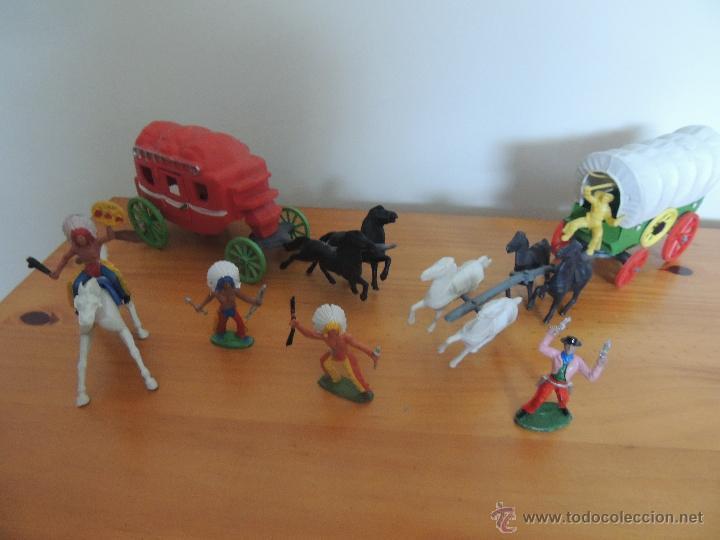 Figuras de Goma y PVC: LOTE DE SOTORRES - Foto 15 - 52968653