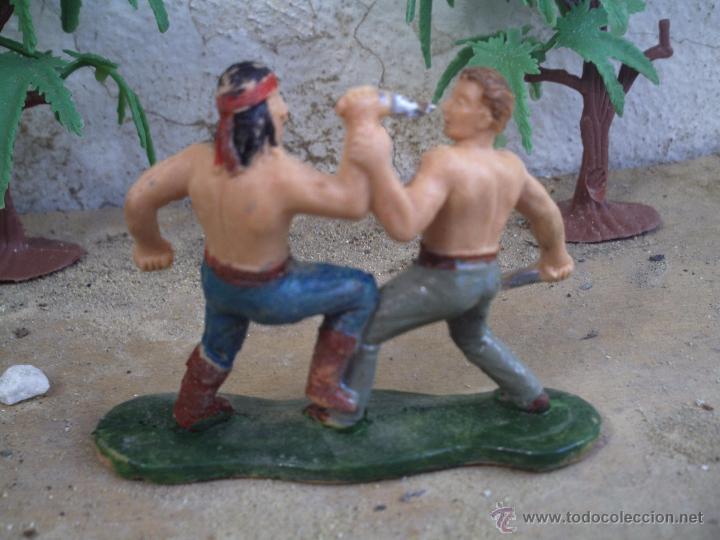 Figuras de Goma y PVC: lucha a muerte en la reserva apache de reamsa - Foto 2 - 53046047