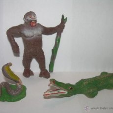 Figuras de Goma y PVC: FIGURAS DE PVC.. Lote 53063670