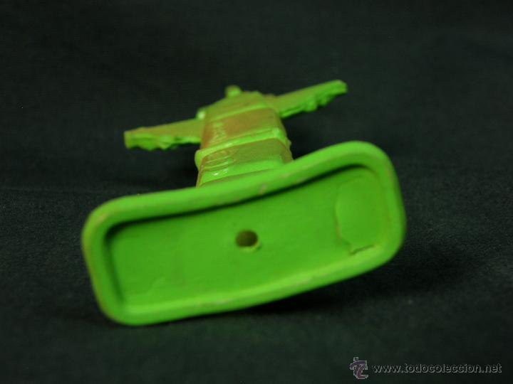 Figuras de Goma y PVC: COMANSI TOTEM verde rosa PINTADO REF346 - Foto 6 - 53194529