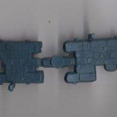 Figuras de Goma y PVC: VALLA DE SOLDADOS AUSTRALIANOS MONTAPLEX----(REF M1 E1DETRAS). Lote 53201996