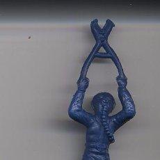 Figuras de Goma y PVC: SUBMARINISTA N2 MONTAPLEX ------------------------(REF M1 E1DETRAS). Lote 53202334