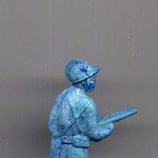 Figuras de Goma y PVC: SOLDADO MONTAPLEX AZUL 5 CM ------(REF M1 E1DETRAS). Lote 53202480