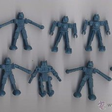 Figuras de Goma y PVC: ROBOTS MONTAPLEX 3 CM ----------------------------------------------------------(REF M1 E1DETRAS). Lote 53202537