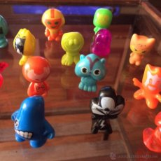 Figuras de Goma y PVC: LOTE DE 26 GOGOS. Lote 53204619