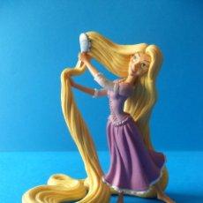 Figuras de Goma y PVC: FIGURA DISNEY - RAPUNZEL - BULLYLAND - HAND PAINTED. Lote 105656956