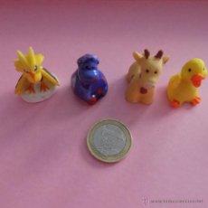 Figuras de Goma y PVC: FIGURAS INFANTILES CERAMICA. Lote 53259247