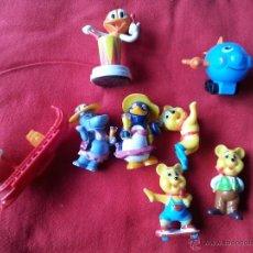 Figuras Kinder: FIGURAS HUEVO KINDER Y CHUPA CHUPS. Lote 53282457