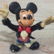 Figuras de Goma y PVC: FIGURA DE PVC , DISNEY , COMIC SPAIN , MICKEY MOUSE , 6 CMS , DIRECTOR DE ORQUESTA. Lote 53285526