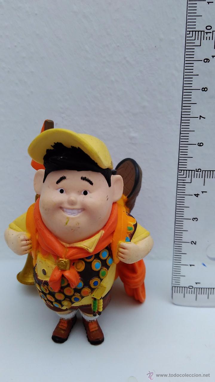Figura Pvc Niño Pelicula Up Disney Pixar Russel Verkauft Durch