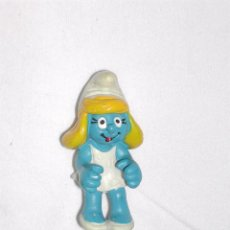 Figuras de Goma y PVC: FIGURITA GOMA / PVC -- PITUFOS - PITUFINA. Lote 53306134