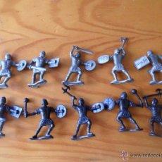 Figuras de Goma y PVC: LOTE DE SOLDADOS CABALLEROS --------- (REF M2ARRBOCAR). Lote 53396268
