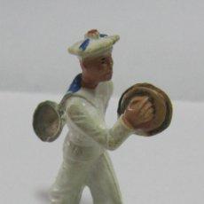 Figuras de Goma y PVC: SOLDADO DE MARINA DE STARLUX. FRANCIA / FRANCE. EL DE LA FOTO. Lote 53414454