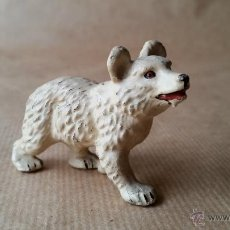 Figuras de Goma y PVC: CACHORRO OSO POLAR LINEOL CAMINANDO ZOO ANIMALES SALVAJES. Lote 53443408