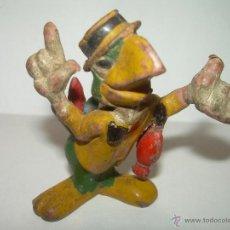 Figuras de Goma y PVC: MUY ANTIGUA Y RARA FIGURA DE GOMA DURA.. Lote 53448449