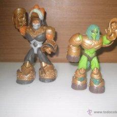 Figuras de Goma y PVC: 2 GIOCHI PRECIOSI. Lote 53456294