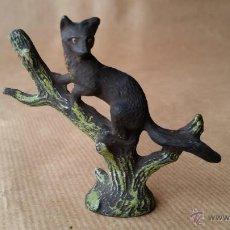 Figuras de Goma y PVC: MARTA LINEOL 1950 ZOO ANIMALES DE COMPOSICION. Lote 53479606