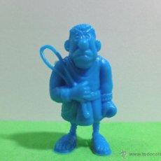 Figuras de Goma y PVC: FIGURA ANTIGUA DUNKIN UDERZO 'SERIE ASTERIX Y OBELIX TIPO 004 00001'.. Lote 53496525