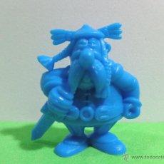 Figuras de Goma y PVC: FIGURA ANTIGUA DUNKIN UDERZO 'SERIE ASTERIX Y OBELIX TIPO 005 00002'.. Lote 53496637
