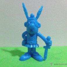Figuras de Goma y PVC: FIGURA ANTIGUA DUNKIN UDERZO 'SERIE ASTERIX Y OBELIX TIPO 008 00001'.. Lote 53496717