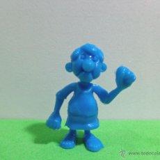 Figuras de Goma y PVC: FIGURA ANTIGUA DUNKIN UDERZO 'SERIE ASTERIX Y OBELIX TIPO 009 00001'.. Lote 53496750