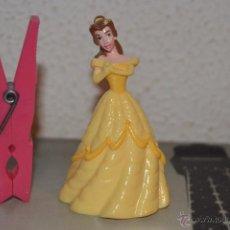 Figuras de Goma y PVC: MUÑECO FIGURA PRINCESA DISNEY BELLA. Lote 53570018